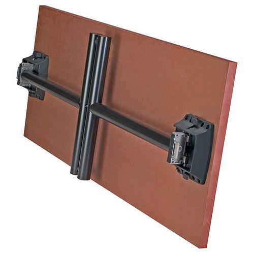 Tubular T-Base Metal Folding Table Support (set of 2)