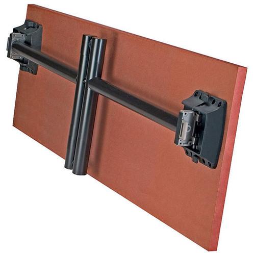 Tubular C-Base Metal Folding Table Support (set of 2)