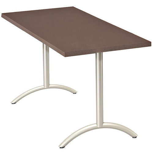Arch T Metal Table Base (set of 2)