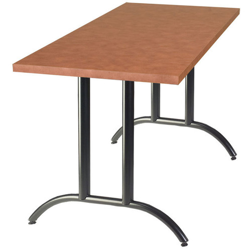 Arch Double T Metal Table Base (set of 2)