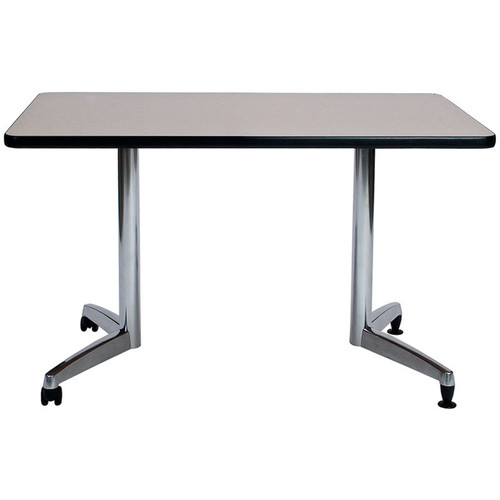 Durable Cast Y-Base Metal Table Support (set of 2)