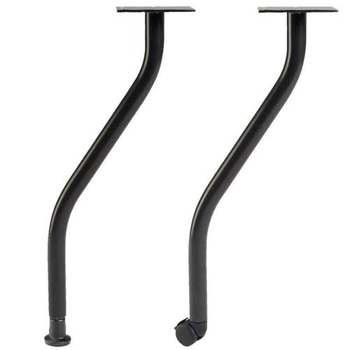 """Bent Leg, 27-3/4"""" tall"""