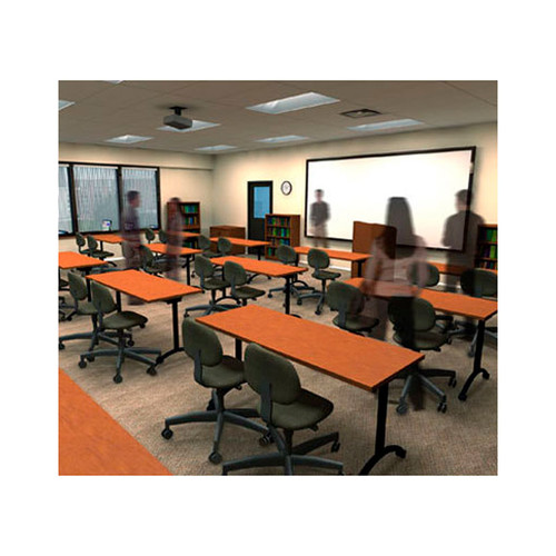 Rectangle Office Training Table