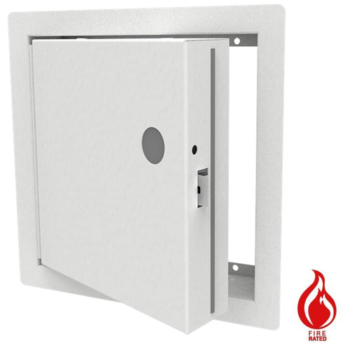 "Fire Rated Insulated Access Door - 1"" Exposed Flange - Babcock-Davis - Image 1"