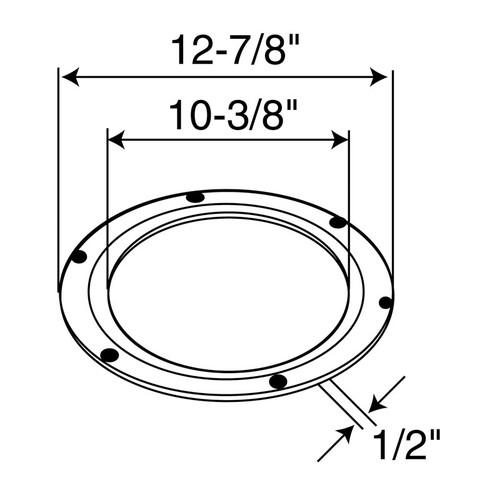 Rotating Swivel Plate