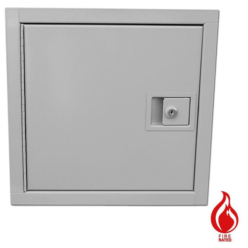 Milcor Universal Fire Rated Insulated Access Door for Walls and Ceilings (UFR)