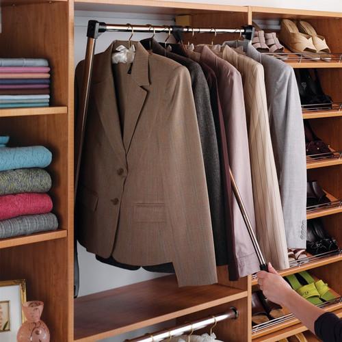 Hafele Wardrobe Lift 805.31.201 Installed