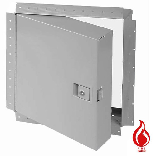 Milcor Universal Fire Rated Insulated Access Door with Drywall Flange (UFR-DW)