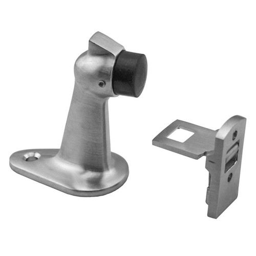 PDQ Floor Stop - Offset with Hold Open (each) (226626) - Image 1