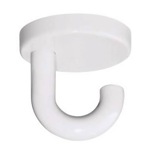 HEWI Nylon Single Ceiling Hook with Round Rose - 477.90.040 - Default