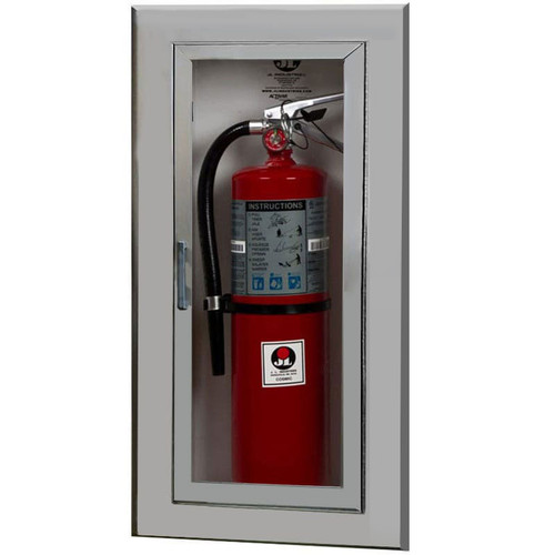 Recessed Fire Extinguisher Cabinet - Academy JL Industries