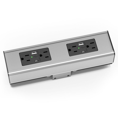 Seclusion G2 Relocatable Hub – 4 Power plus USB Options - Image 1