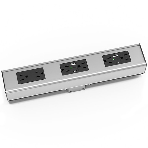 Seclusion G2 Relocatable Hub - 6 Power plus USB Options - Image 1