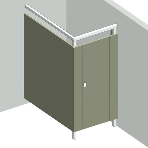1 Stall In Corner Right Hand - Image 1