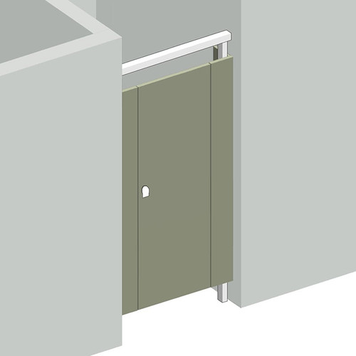 1 Stall Between Walls Right Hand - Image 1