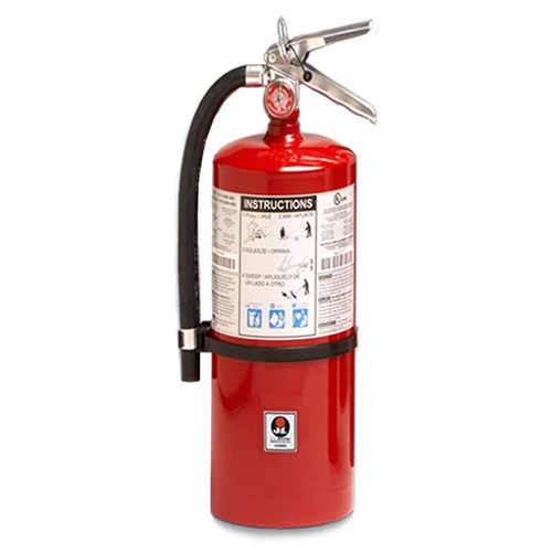 Dry Chemical 5lb Fire Extinguisher - Multi Purpose Cosmic - JL Industries Image 1