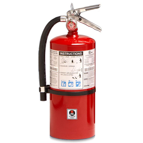 Dry Chemical 10 lb Fire Extinguisher - Multi Purpose Cosmic - JL Industries Image 1