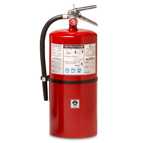 Dry Chemical 20 lb Fire Extinguisher - Multi Purpose Cosmic - JL Industries Image 1