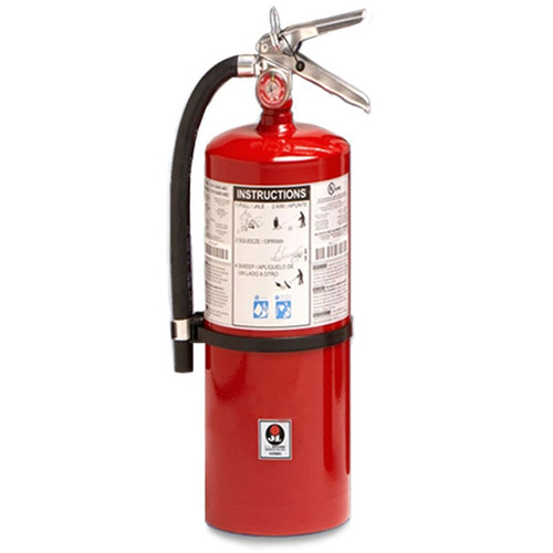 Dry Chemical 5.5lb Fire Extinguisher - Class BC Galaxy - JL Industries Image 1