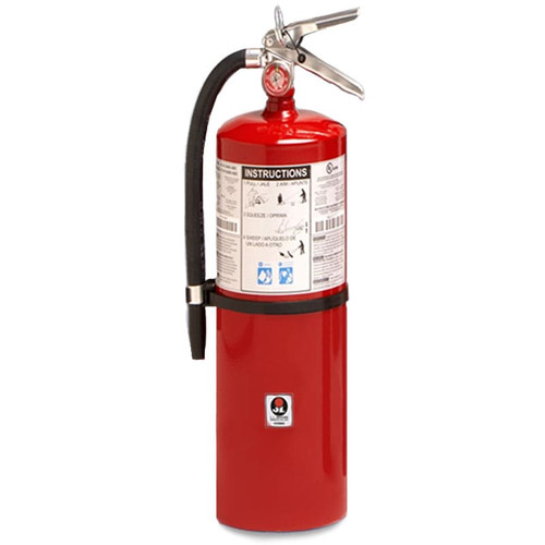 Dry Chemical 10lb Fire Extinguisher - Class BC Galaxy - JL Industries Image 1