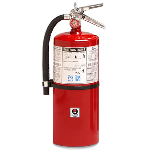 Dry Chemical 20lb Fire Extinguisher - Class BC Galaxy - JL Industries Image 1
