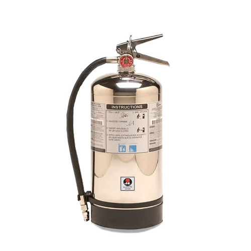Wet Chemical 1.8 gal Fire Extinguisher - Class K Saturn - JL Industries Image 1