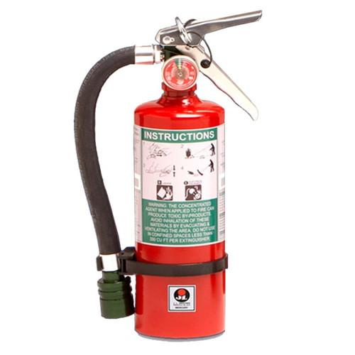 Halotron I 5lb Fire Extinguisher - Multi-Purpose Mercury - JL Industries Image 1