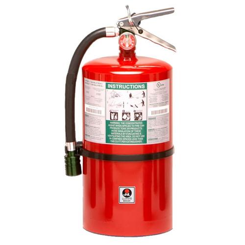 Halotron I 15.5lb Fire Extinguisher - Multi-Purpose Mercury - JL Industries Image 1