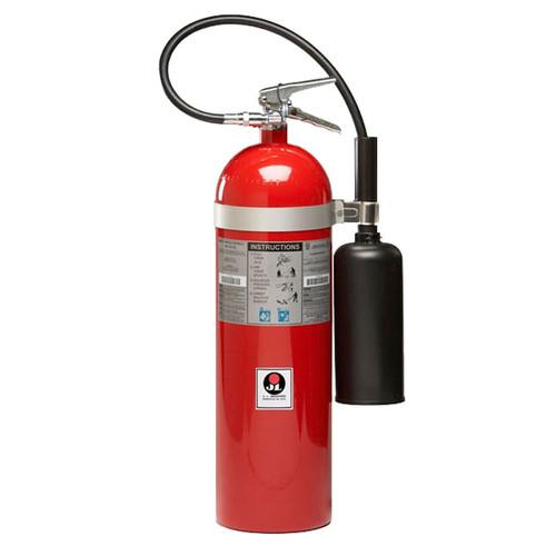 Carbon Dioxide (CO2) 15lb Fire Extinguisher -  Class BC Sentinel - JL Industries Image 1