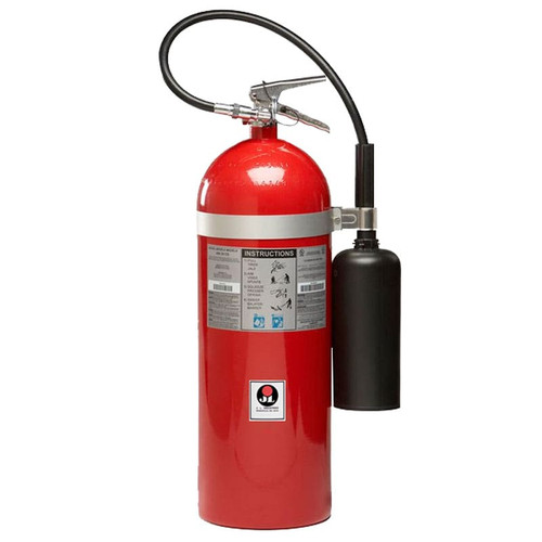 Carbon Dioxide (CO2) 20lb Fire Extinguisher -  Class BC Sentinel - JL Industries Image 1