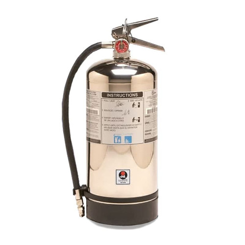Wet Chemical 2.5 gal. Fire Extinguisher - Class K Saturn - JL Industries Image 1