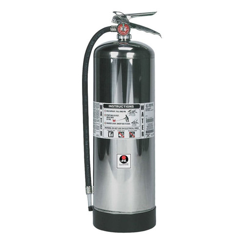 Pressurized Water 2.5gal Fire Extinguisher - Class A Grenadier - JL Industries Image 1