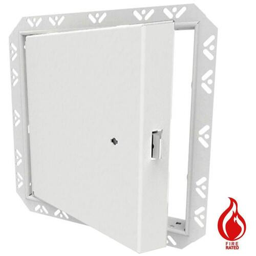 Fire Rated Insulated Access Door - Drywall Flange Mount - Babcock-Davis - Image 1