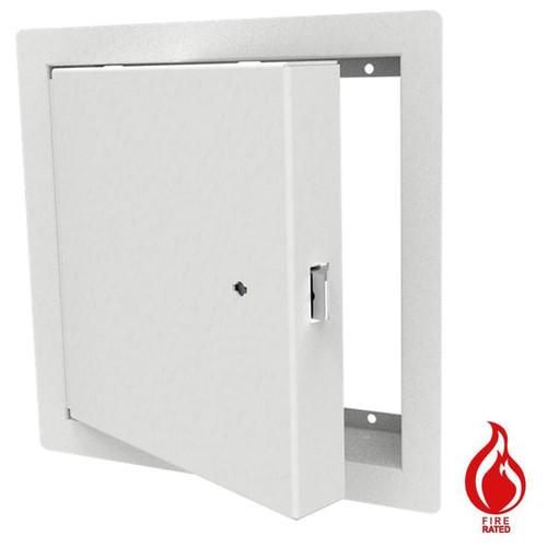 """Fire Rated Uninsulated Access Door - 1"""" Exposed Flange - Babcock-Davis - Image 1"""