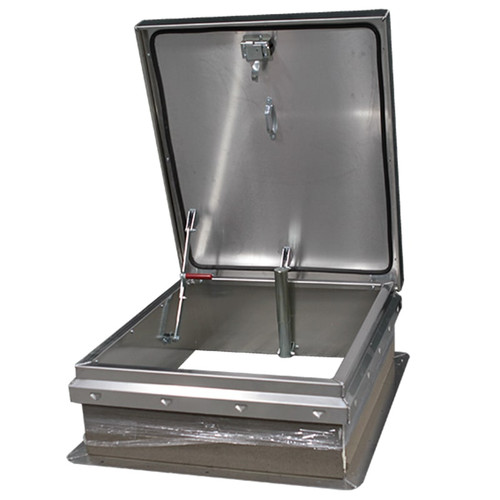 Diamond Series Roof Hatch - Aluminum - JL Industries - Default