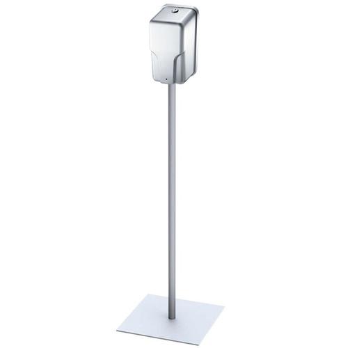Hand Sanitizer Dispenser Floor Stand - ASI