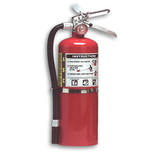 Halotron I 11 lbs Fire Extinguisher - Multi-Purpose - Larsen