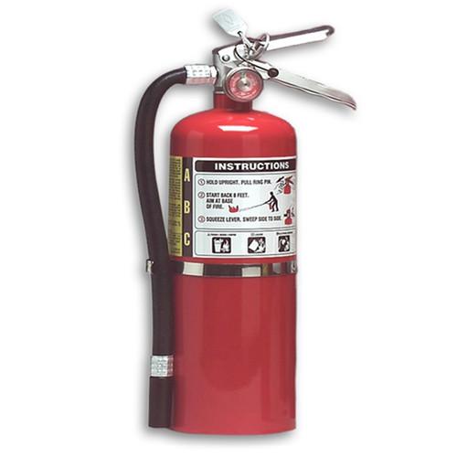 Halotron I 15.5 lbs Fire Extinguisher - Multi-Purpose - Larsen