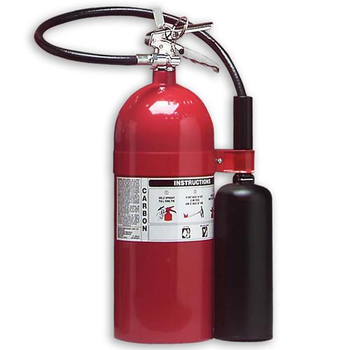 Carbon Dioxide (CO2) 20lb Fire Extinguisher - Class BC - Larsen