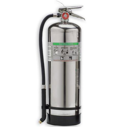 Wet Chemical 2.5gal Fire Extinguisher - Class K - Larsen