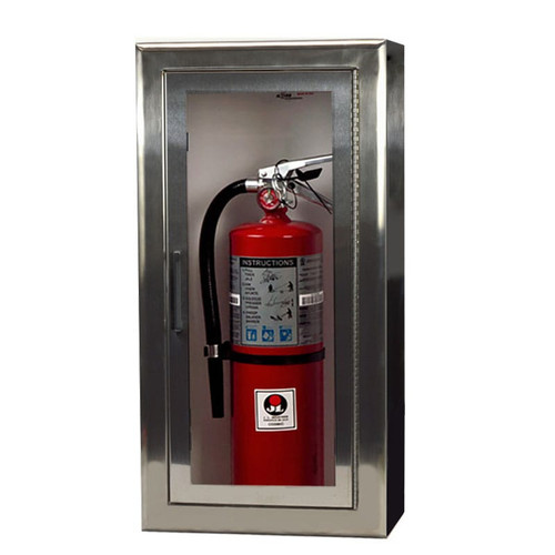Surface Mounted Fire Extinguisher Cabinet - JL Industries Cosmopolitan