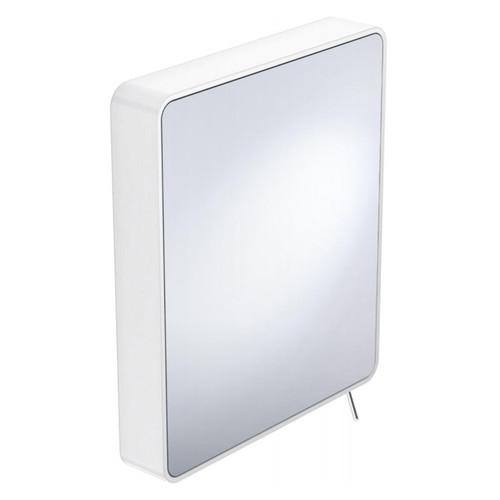 HEWI Adjustable Tilting Mirror in Deep-Set Frame - 800.01.10060 - Default