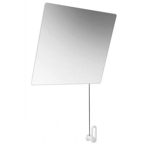 HEWI Adjustable Tilt Mirror with Crank Control - 801.01.100 - Default