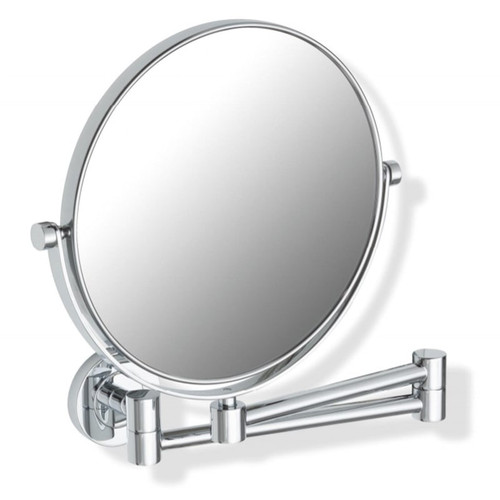 HEWI Double Sided Cosmetic Mirror with Hinged Arm - 950.01.225 - Default