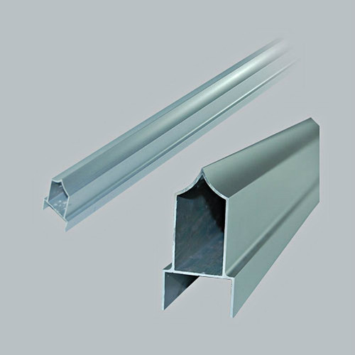 All American Partitions Aluminum Anti-Grip Headrail