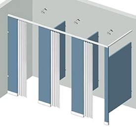 Bathroom Dividers And Toilet Partitions Free Direct Shipping