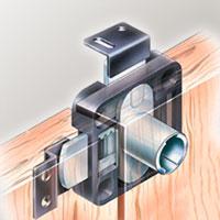 Timberline Desk and Cabinet Locks