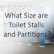 Bathroom Dividers Typical Toilet Stall Amp Partitions