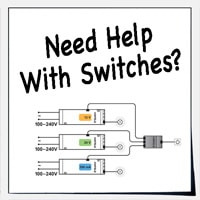 LED Lighting – All Types Of Switches