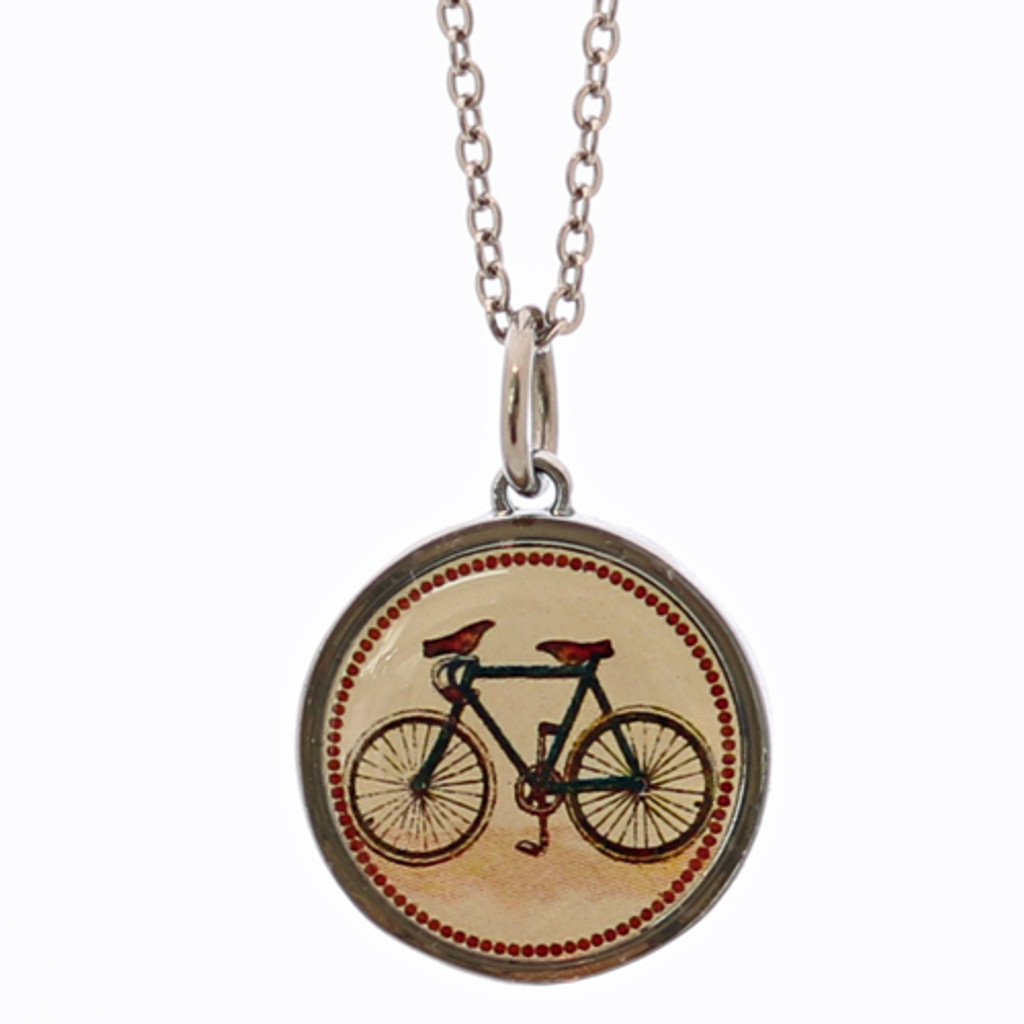 Front side of RIDE Pendant